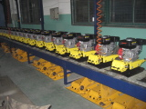 Producing Line for Plate Compactors