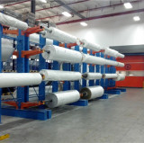 rolls storage cantilever