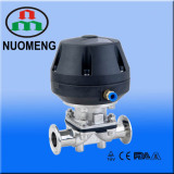 Sanitary Stainless Steel Pneumatic Clamped Diaphragm Valve