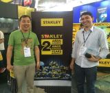 hardware show with client