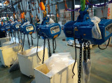 BM KITO electric chain hoist