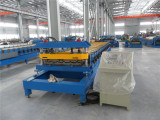 2017 Cold Tile Making Machine Roll Forming Machine