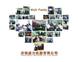 WEILI customers from all over the world