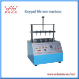 Keypad life test machine
