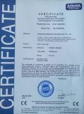 CE certificate / solar yard light