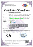 Certificates for LED Flood Light