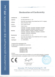 Goland Century CE Certification For Solar Charge Regulator/Controller VS Series
