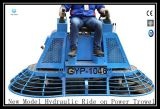 46′′ Hydraulic Ride-on Power Trowel with Joystick Drive and Steering GYP-1046
