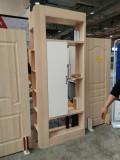 customized wood door
