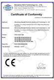 ROHS certificate of Solar Street Light