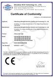 ROHS certificate of Solar Street Light