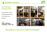 XiMi GROUP on Asia Coating Congress in 2017 Vietnam