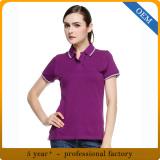 Design High Quality Women′s Polo Shirts
