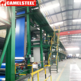 Prepainted Galvanized Steel Production Lines