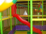 indoor playground real case slide