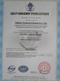 Certificates of ISO Series