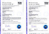 Our company have got CE and ISO approval by TUV .We also ...