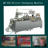 QB-350 BLISTER PACKAGING MACHINE