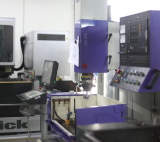 Mould making machine