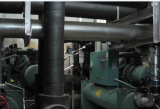 Chiller used in plastic industry