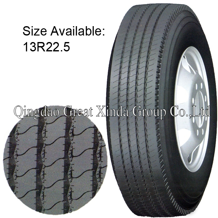 Truck & Bus tyre Pattern No. ST955