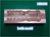 bottle mould processed by our machine