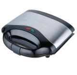 220V professional stainless steel cover sandwich maker