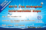 The Shanghai International expo 2010