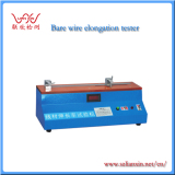 Bare wire elongation tester