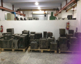 Our Mold Room