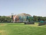Spain super size tunnel truss tent