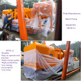 JBC40-L1 Concrete Mixer Pump Truck with Batcher