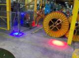 Maxtree Releases 120W Red & Blue spotlight warning light