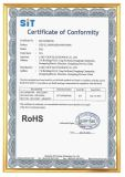 ROHS Certification of PLB Series