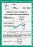 CE certificate of single alternator