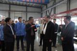 Leadership visit