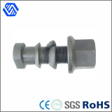 Hex Head Hot DIP Galvanized High Strength Carbon Steel Carriage Bolt
