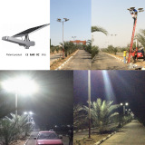 Road Smart Integrated SolarNighthawk Light in Nigeria