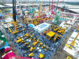 Original Manufacturing-based Smart Customization: 2016 SH Bauma Exhibition XCMG writes the legend of