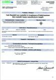 IMQ Certificate