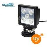 "15W 4"" Offroad SUV ATVS Working Headlamp LED Work Light SM6155"