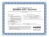 ATC Test Report