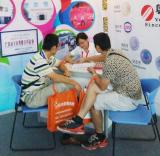 YUEHUA Token Co. participated in 2015 China (Zhongshan) International Game & Amusement Fair