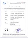 CE Certificate of Granding Fingerprint T&A System