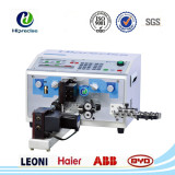 Coaxial Copper Cable Cutting Stripping Machine