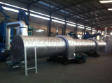 1000kg/h sawdust drying equipment