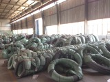 Raw Material Area