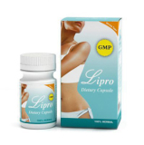 Natural Healthy Lipro Herbal Dietary Slimming Pills for Weight Loss