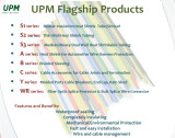 UPM Flagship heat shrinkable products