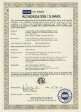 ETL Certificate of QL-3100